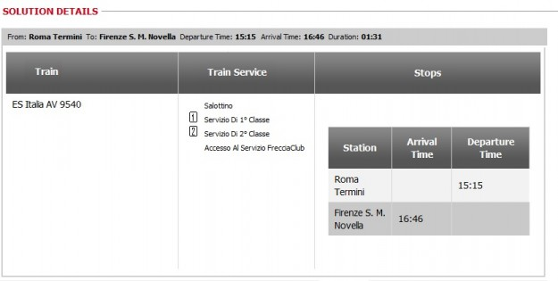 2012 03 26 Trenitalia Website Journey05a 625x315 Trenitalia and Booking Online<br>Using the Trenitalia Website   Updated