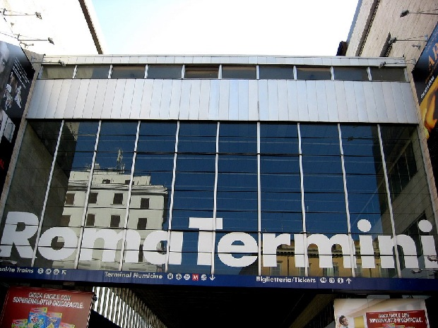 roma termini outside  Cruising? Come to Rome for the Day!