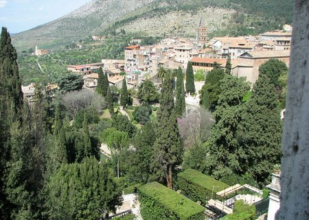 Villa at Villa D'Este