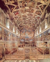 sistine2 20 tips on Visiting the Vatican Museums
