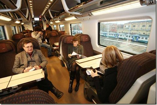 ETR 500 - FS Trenitalia