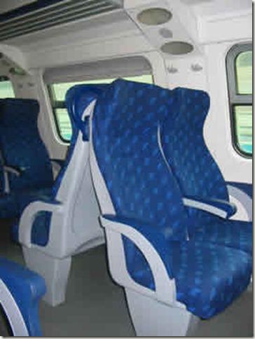 regional seating