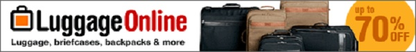 Luggage Online Banner AD 2 600 x 70px 09 03 2011 The Fixed Rate Taxi Zone