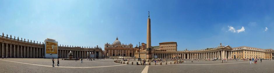 06Header - Vatican  daytime
