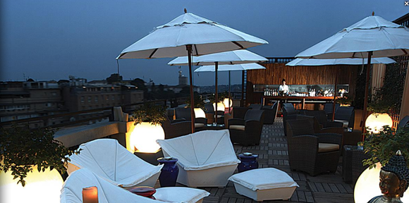11 7 Heaven01 Rooftop Bars and Restaurants in Rome