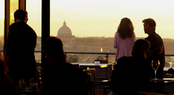 17 La Terrasse Cuisine Lounge03 Rooftop Bars and Restaurants in Rome