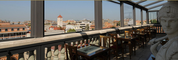 18 The Fulvius Terrace01 Rooftop Bars and Restaurants in Rome