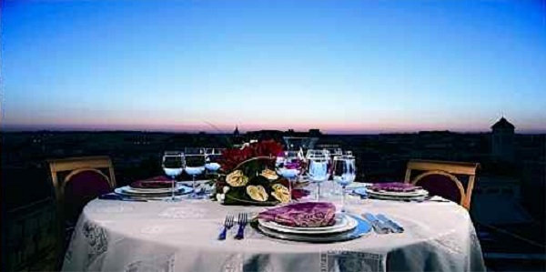 18 The Fulvius Terrace02 Rooftop Bars and Restaurants in Rome