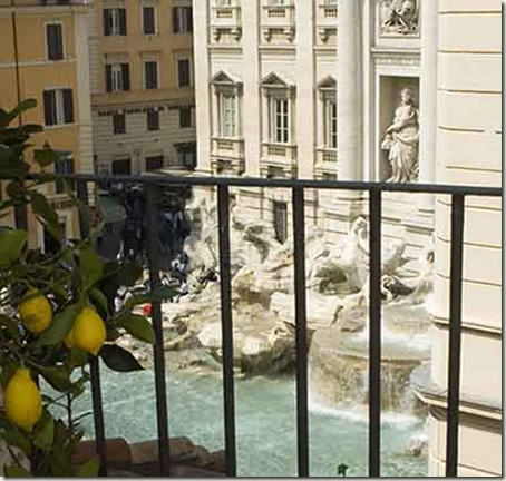 41 Relais Fontana Di Trevi02 Rooftop Bars and Restaurants in Rome