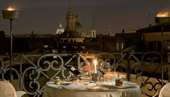 42 La Minerva03 Rooftop Bars and Restaurants in Rome