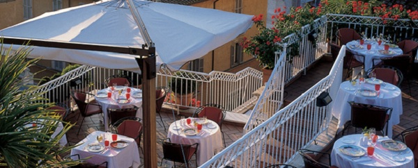 46 Terrace Bramante02 Rooftop Bars and Restaurants in Rome