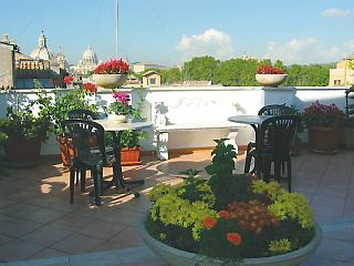 47 Hotel Genio02 Rooftop Bars and Restaurants in Rome