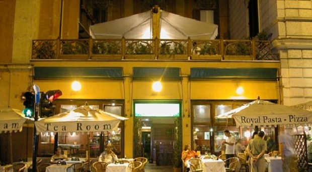 5 La Terrazza dell'Albergo02 Rooftop Bars and Restaurants in Rome