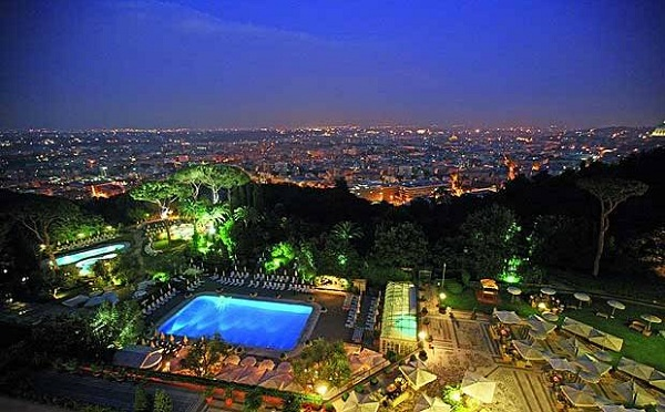 80 La Pergola03 Rooftop Bars and Restaurants in Rome