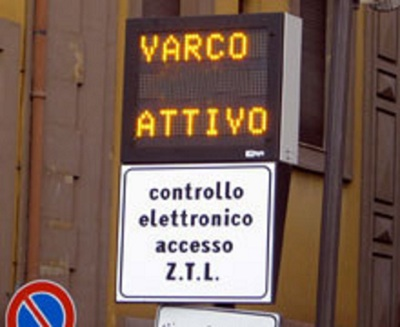 ztl31 ZTLs in Rome