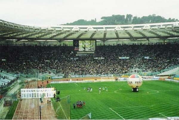 Olympic StadiumRome2 Futbol in Rome