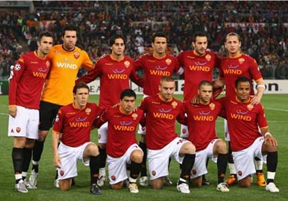 Olympic StadiumRome7 thumb Futbol in Rome