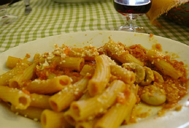 Pastaallapajata Food in Rome