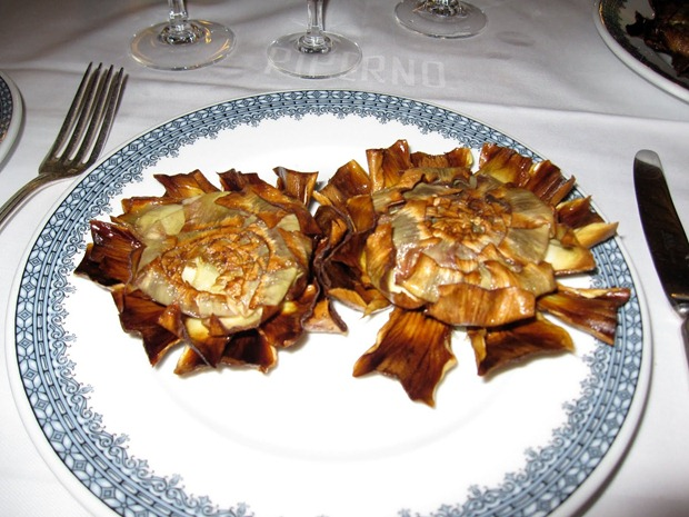 artichoke thumb Food in Rome