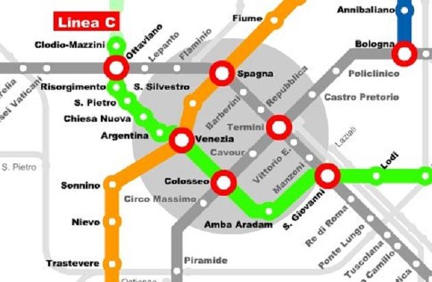 metro lines A-D2