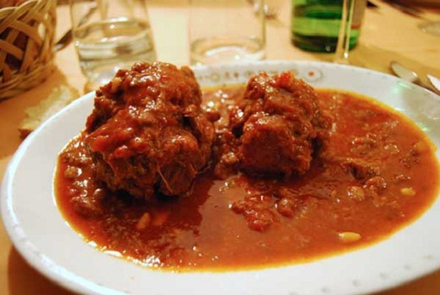 oxtail Food in Rome