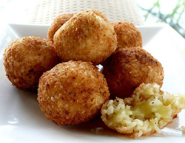 suppli Food in Rome