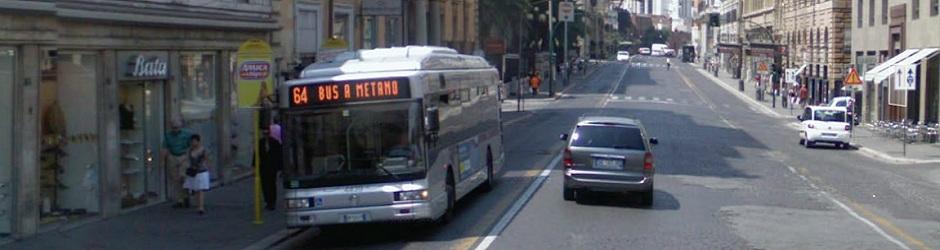 103Header - 64 bus Via Nazionale