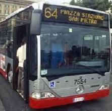 64 p.za stazione s. pietro 17 p.za stazione s. pietro photo10 Bus 64 to Piazza Stazione San Pietro