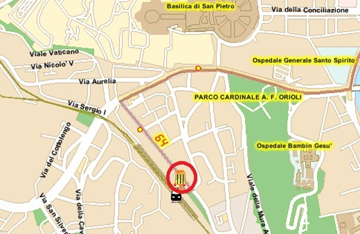 64 p.za stazione s. pietro (17) p.za stazione s. pietro Stop