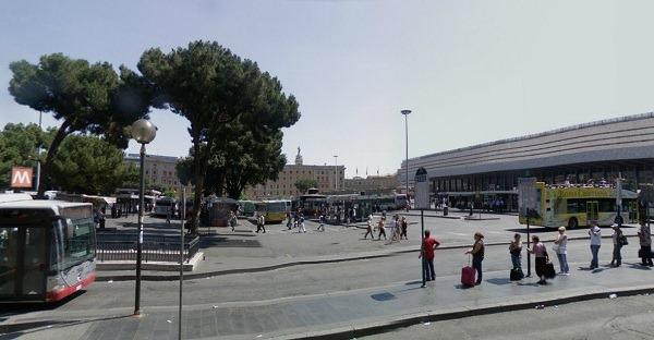 64p.zastaziones.pietro1TerminiPhoto02 thumb Bus 64 to Piazza Stazione San Pietro