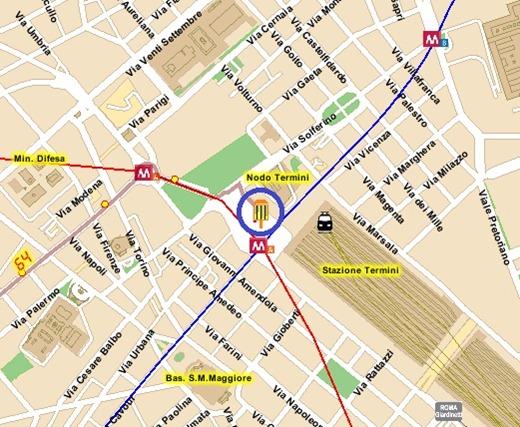 64 p.za stazione s. pietro (1) Termini Stop