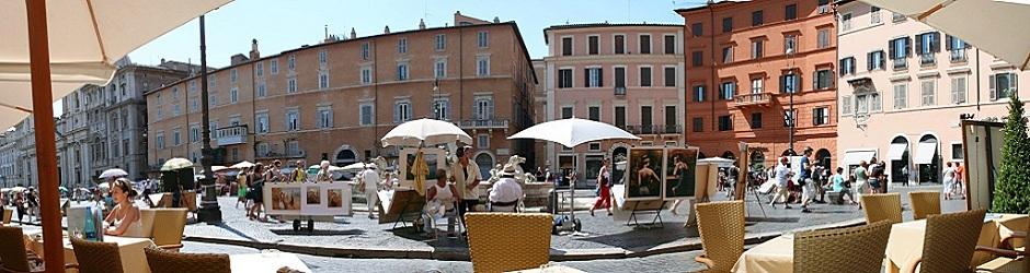 107Header - Piazza Navona