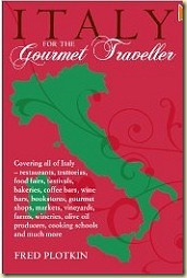 Italy and the Gormet Traveller