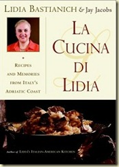 LaCucinadiLidia Italian Cookbooks