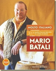 MoltoItaliano Italian Cookbooks