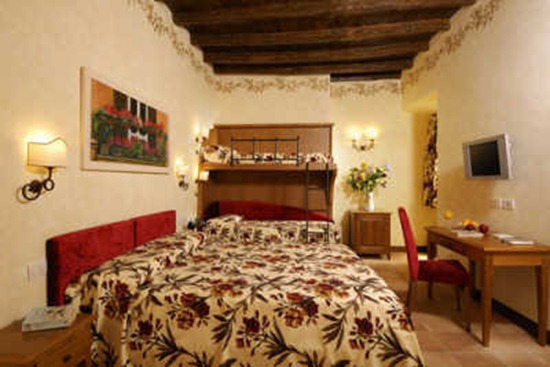 ResidenzaSantaMaria11 thumb Best Hotels and B&B's in Trastevere