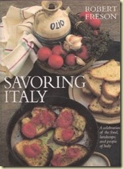 SavoringItaly Italian Cookbooks