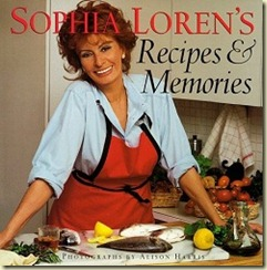 SophiasRecipesandMemories Italian Cookbooks