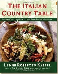 TheItalianCountryTable Italian Cookbooks