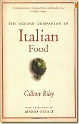 TheOxfordCompanion Italian Cookbooks