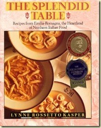 TheSplendidTable Italian Cookbooks