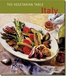 TheVegetarianTable Italian Cookbooks