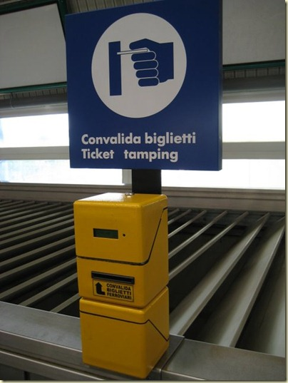 Fiumicino4 thumb The FR1 Metropolitan Train <br>To and From the Fiumicino (FCO) Airport