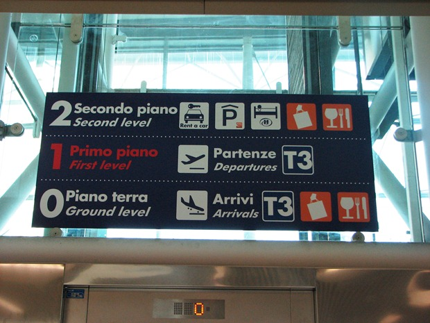 IMG 0620 thumb Leonardo Express – The Trenitalia Nonstop Train to the Fiumicino (FCO) Airport