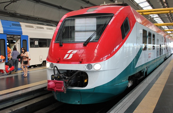 IMG 4452a Leonardo Express – The Trenitalia Nonstop Train to the Fiumicino (FCO) Airport