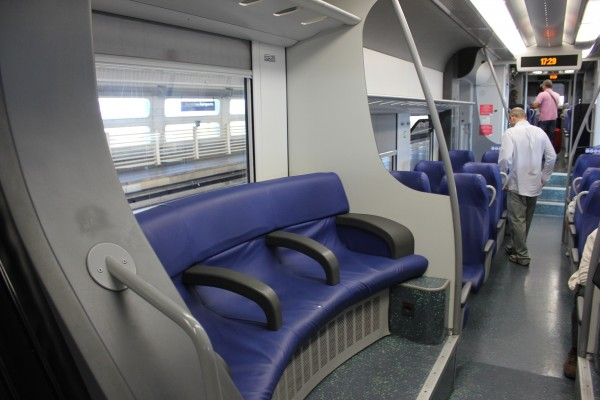 IMG 4462 600x400 Leonardo Express – The Trenitalia Nonstop Train to the Fiumicino (FCO) Airport