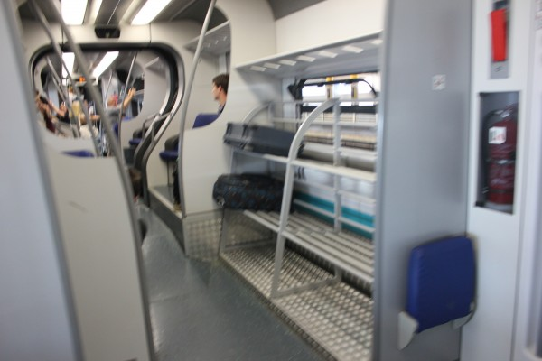 IMG 4463 600x400 Leonardo Express – The Trenitalia Nonstop Train to the Fiumicino (FCO) Airport