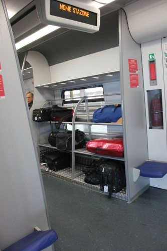 IMG 4467 333x500 Leonardo Express – The Trenitalia Nonstop Train to the Fiumicino (FCO) Airport