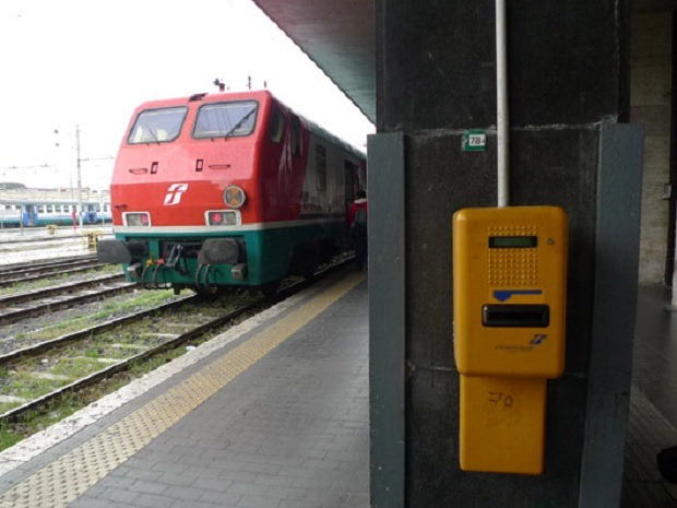 LEatTrack25 thumb Leonardo Express – The Trenitalia Nonstop Train to the Fiumicino (FCO) Airport