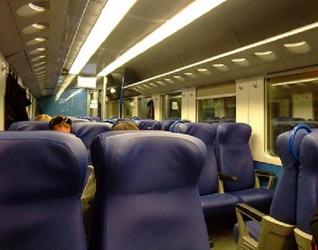 LEinterior2 thumb Leonardo Express – The Trenitalia Nonstop Train to the Fiumicino (FCO) Airport